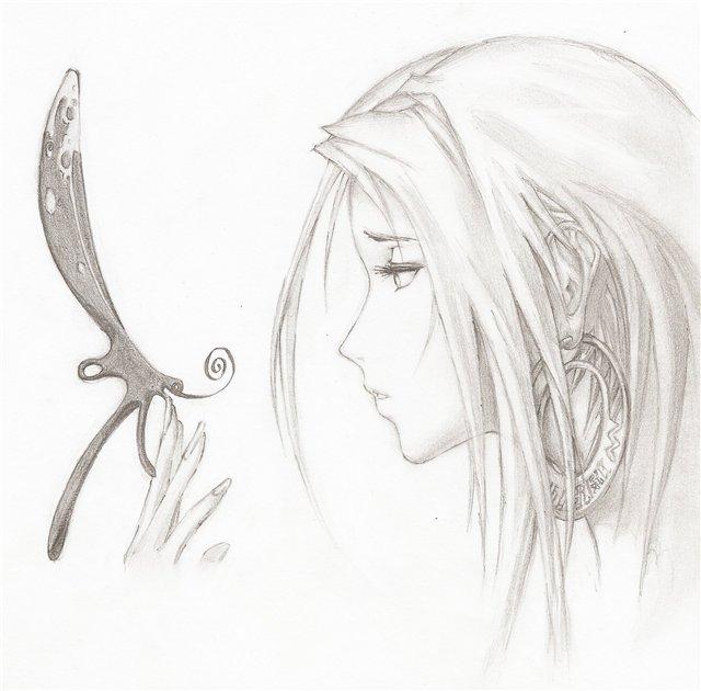 Феи картинки рисунки
