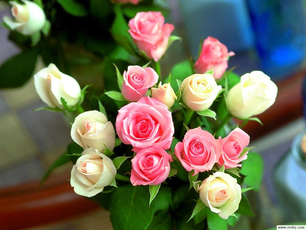 Картинки дошкольник с цветами