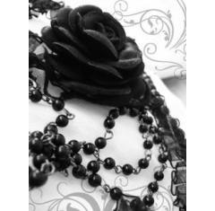 Скачать картинки цветов черно белые