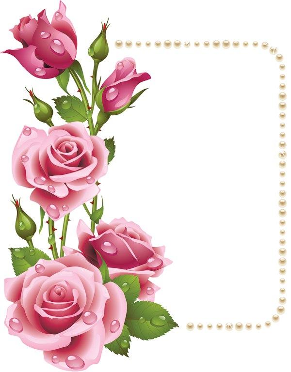 Цветы для вставки в текст поздравления 9