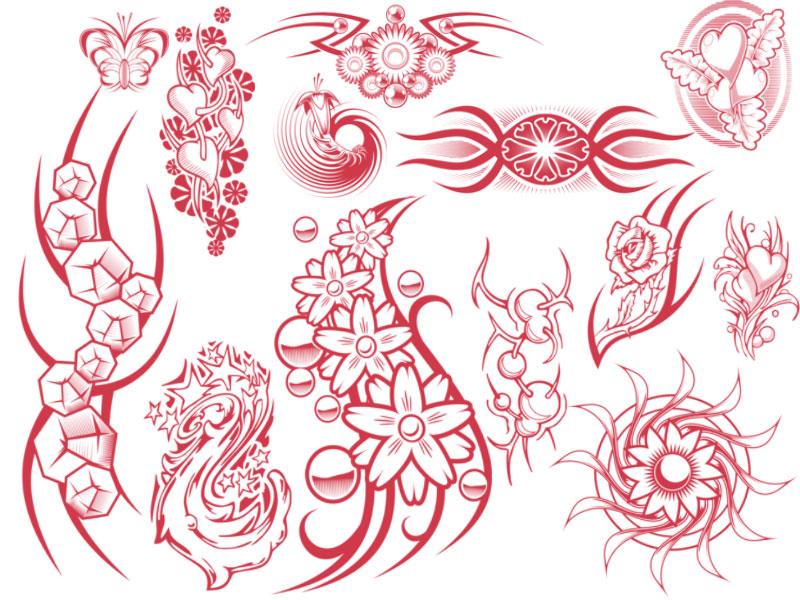 Красивые узоры цветы картинки dreempics