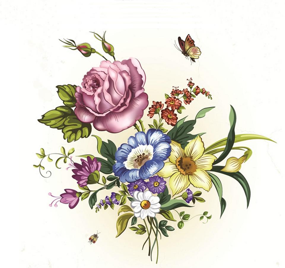 Подписи для открыток с цветами