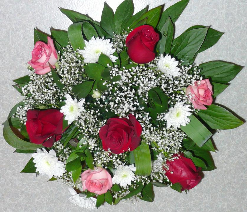 Букеты цветов картинки красивые на рабочий стол 13