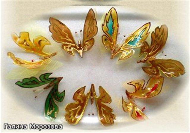 Схемы цветов своими руками из ткани