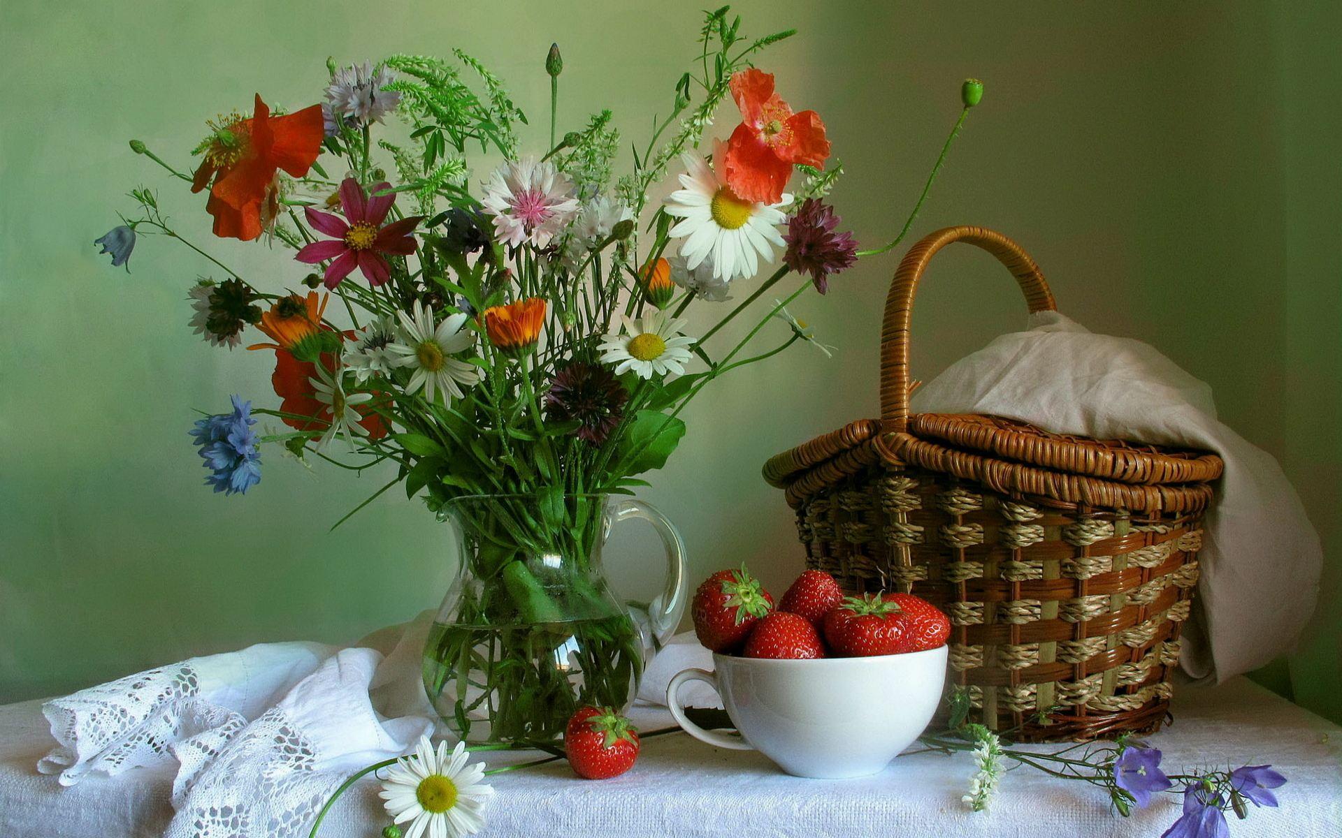 Фрукты ягоды обои на рабочий стол
