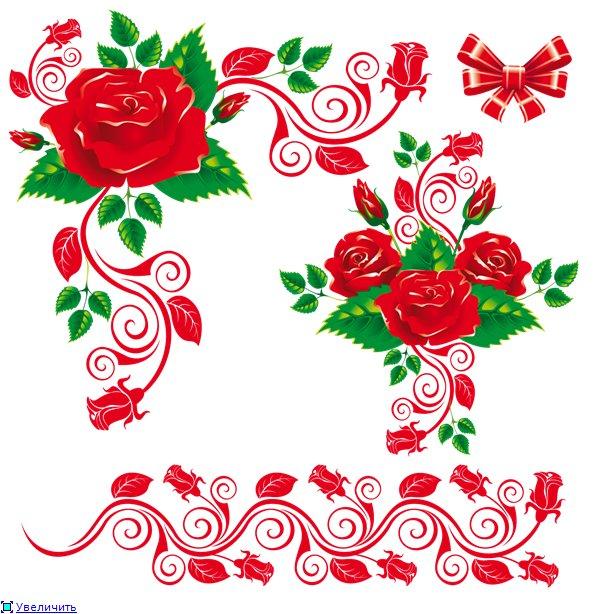 Узоры рисунки цветы