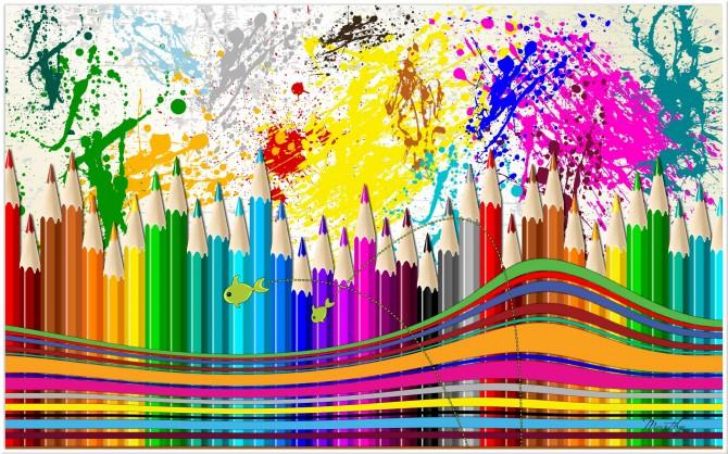 картинки цветные: