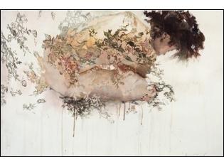 Красивые картинки женщины с цветами