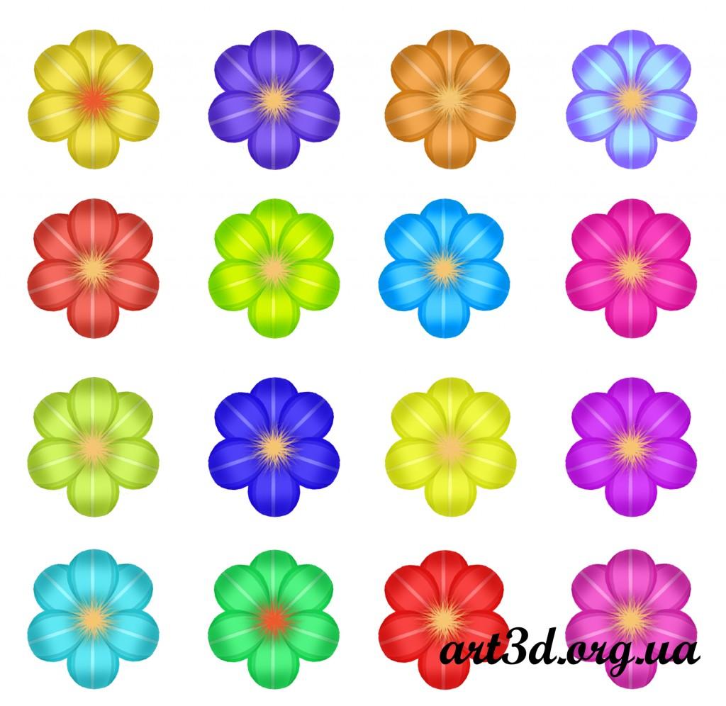 Фото разные цветы