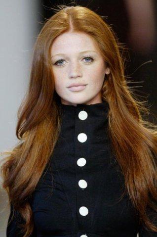 темно русый цвет волос фото: