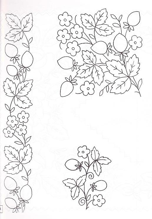 Картинки цветов из лент 8