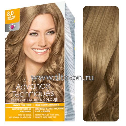 Средне русый золотистый цвет волос