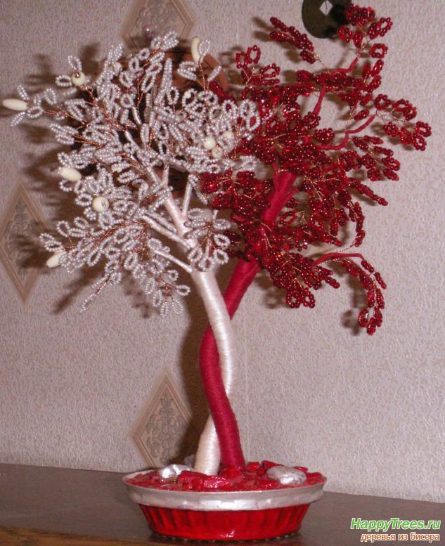 Дерево любви фото своими руками