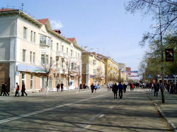 В Кургане дан старт традиционному проекту Курган - город добрых улиц&