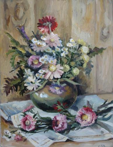Натюрморты с цветами на рабочий стол