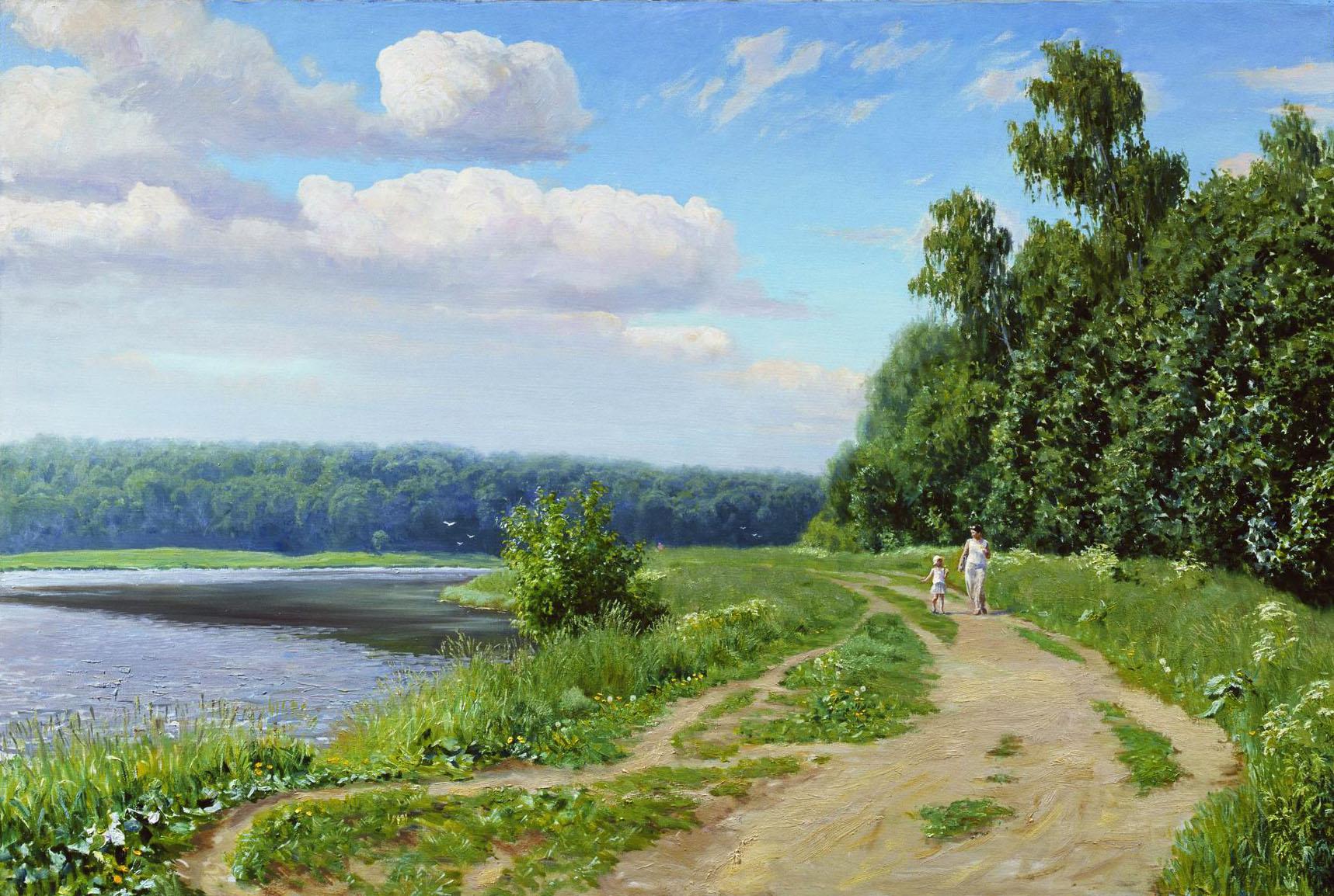 фото летней природы россии