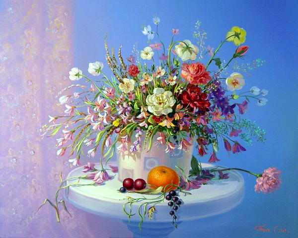 Красивые фото полевые цветы