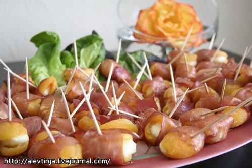 закуски на пикник на природе рецепты с фото