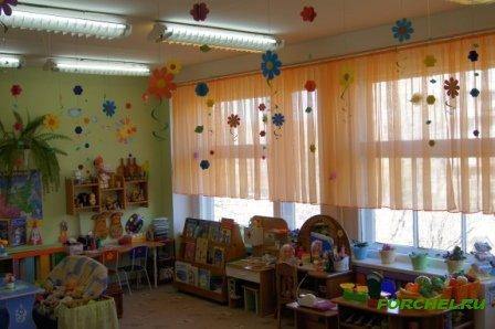 Оформление групп детского сада своими руками фото на новый год