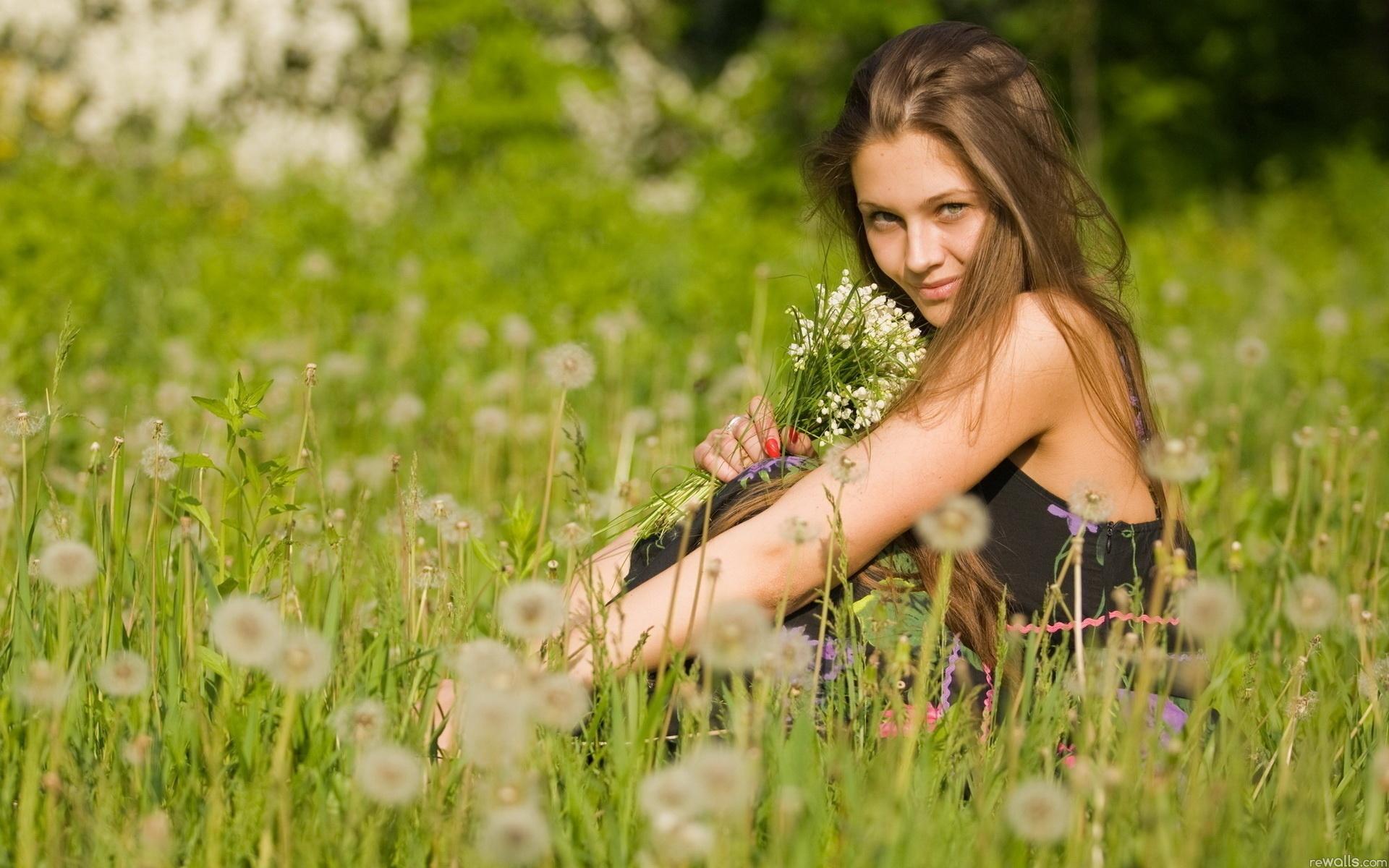 Русские гуляют на природе 22 фотография
