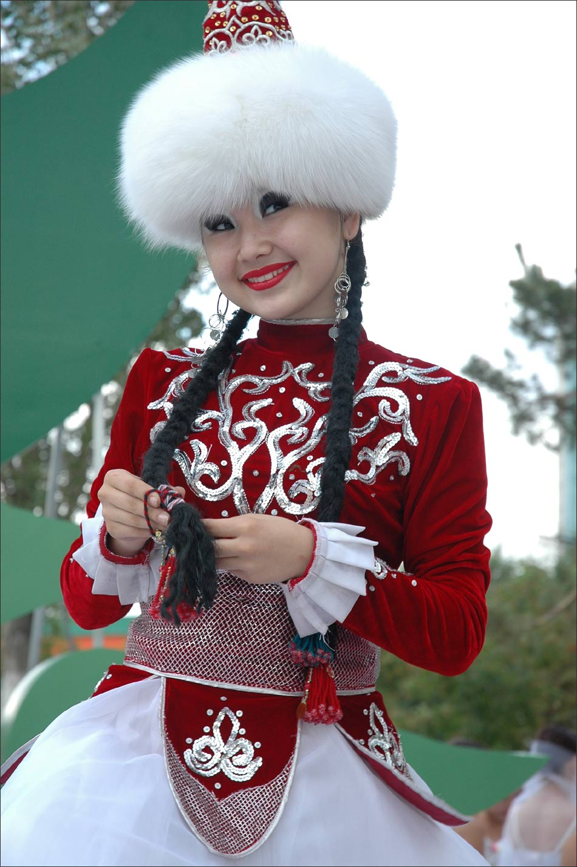 Фото кыргызских девушек 16 фотография