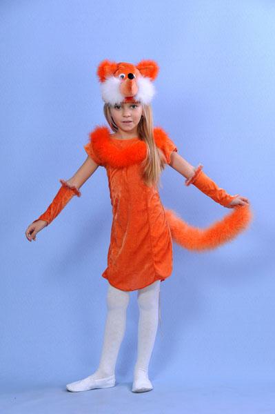 Костюм лисы детский своими руками фото 604