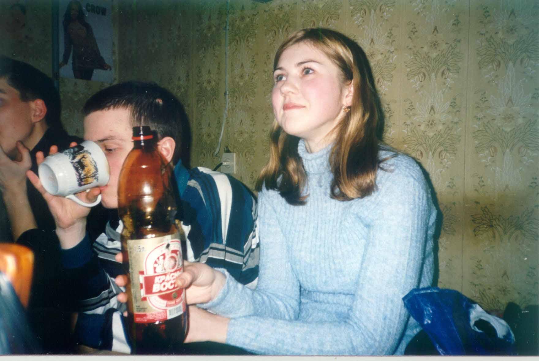 Пьяные бабы на русских свадьбах 19 фотография