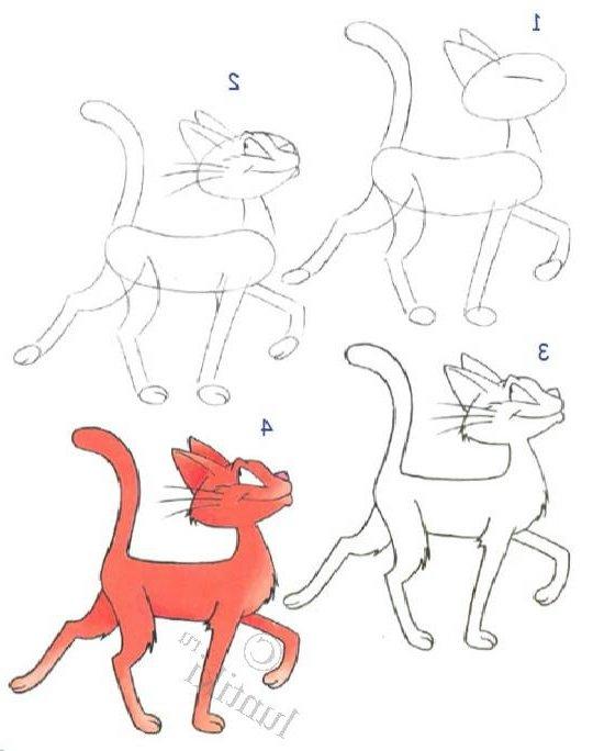 Животные красивые картинки для детей нарисованные цветные 11
