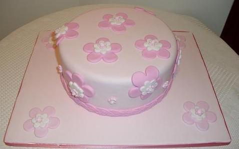 Фото торты с мастикой своими руками