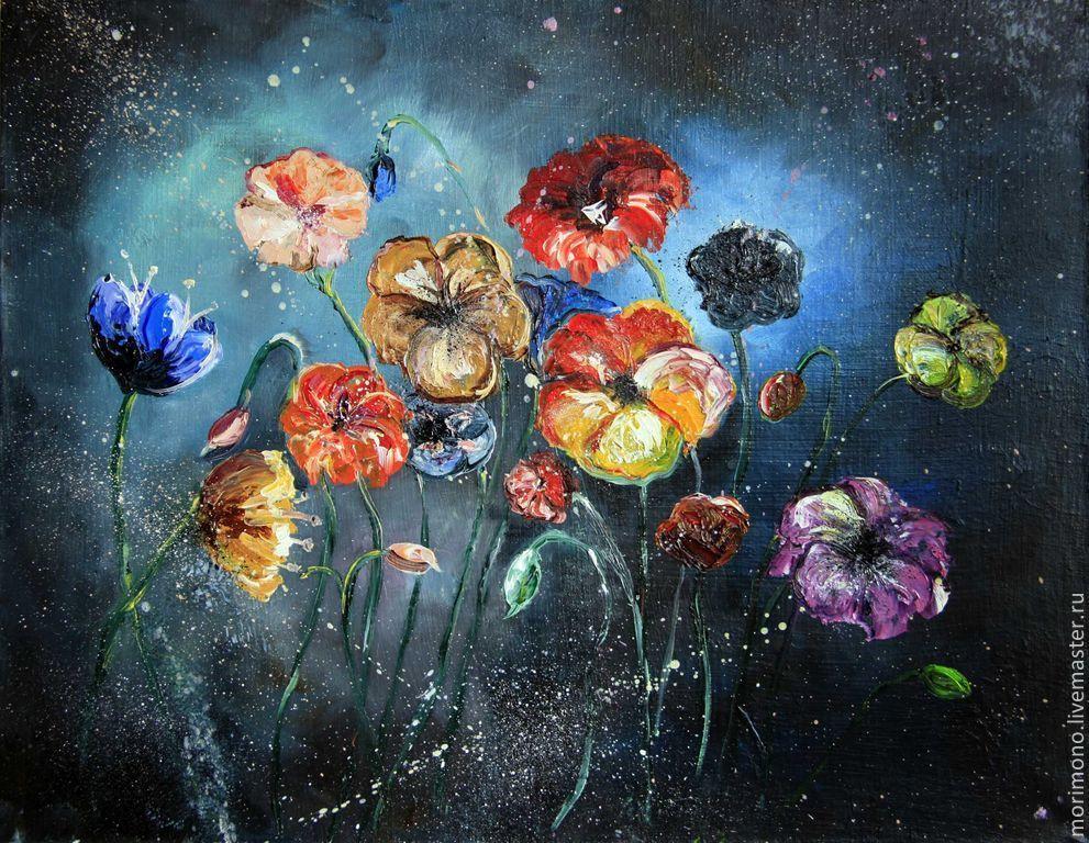 Ночные цветы и название 93