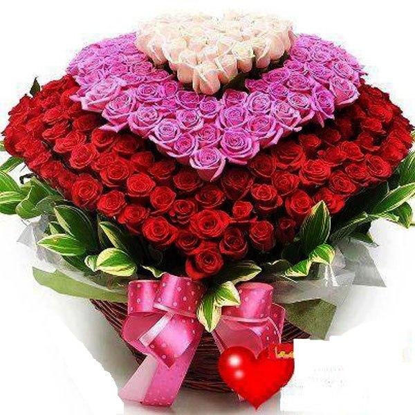 Большие картинки букеты цветов