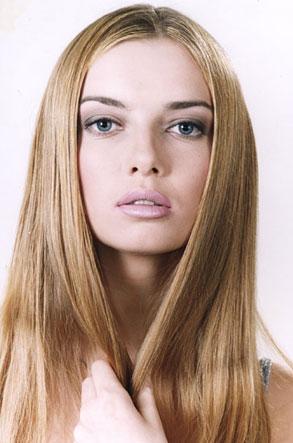 русый цвет волос фото до и после