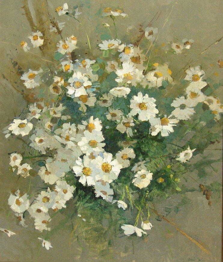 букет полевых цветов фото: