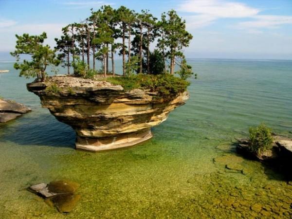 Картинки с пейзажами природы фото