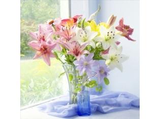 Картинки с днем рождения красивые цветы
