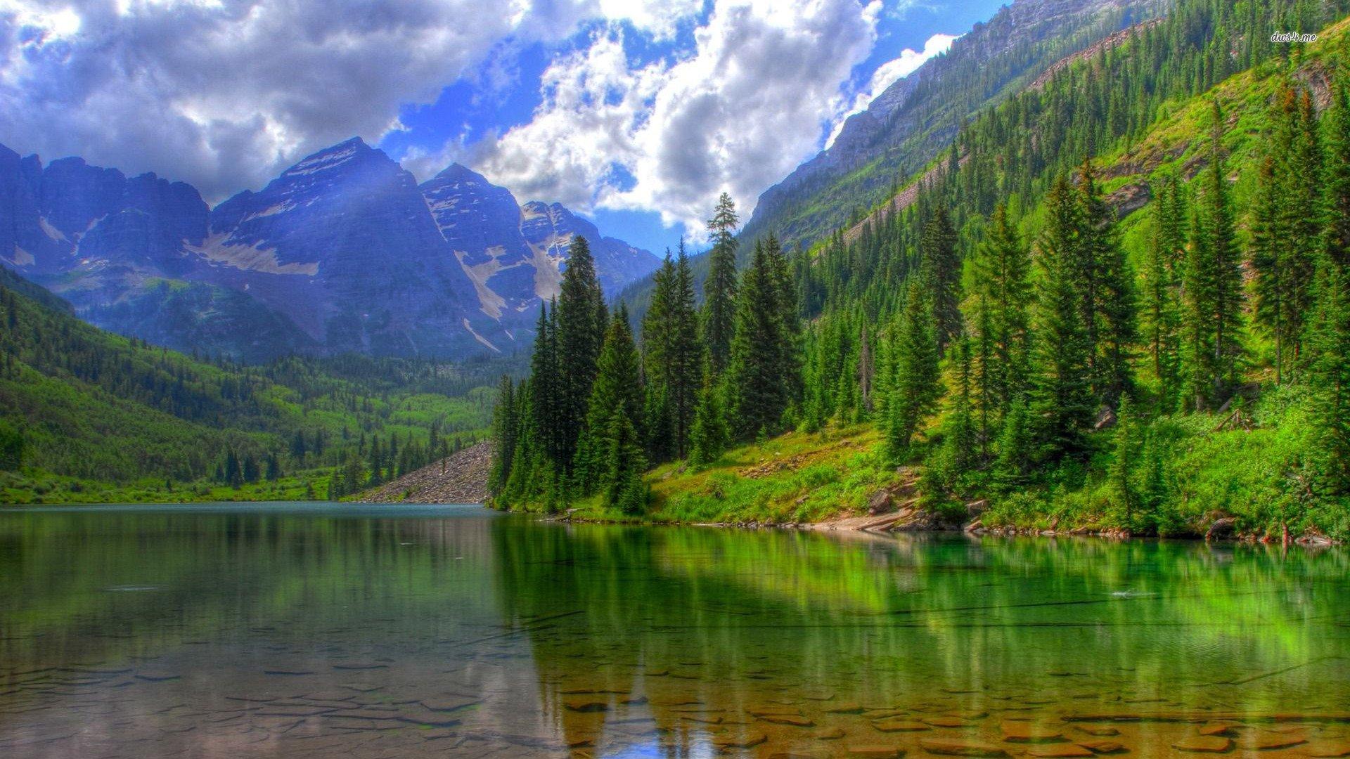 Красоты горного Алтая для рабочего стола » DreemPics.com ...