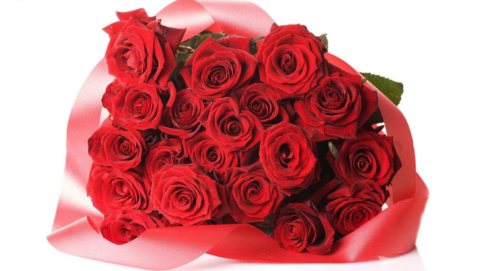 Поздравление с днем рождения женщине роза
