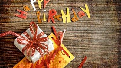 Картинки поздравления в День Рождения
