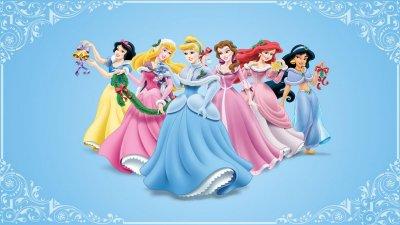 Все Принцессы Дисней Картинки На Рабочий Стол