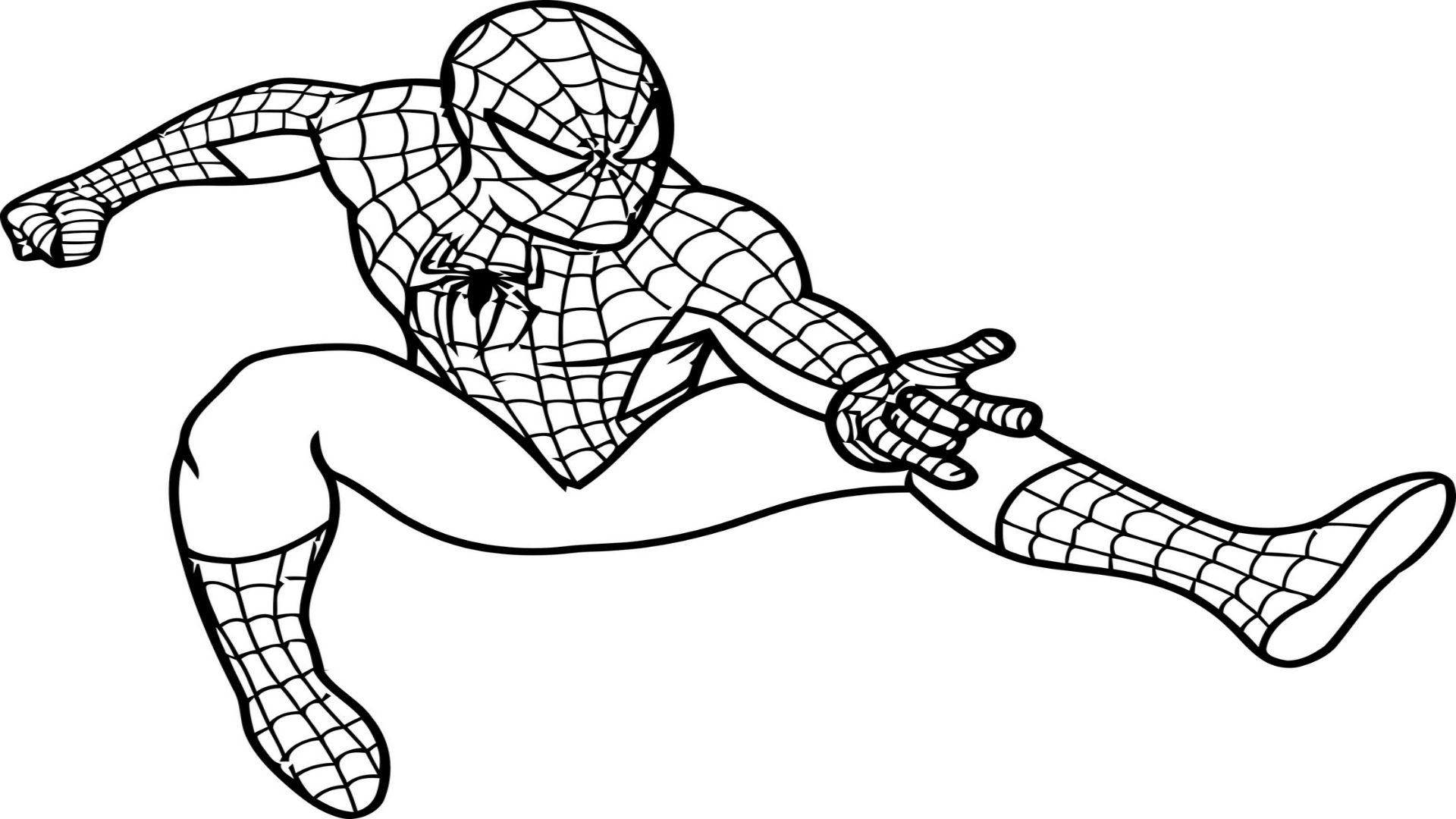20 Free Printable Superman Coloring Pages