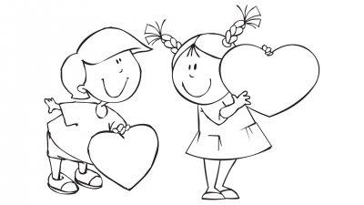 Картинки-раскраски для детей 5-7 лет » DreemPics.com ...