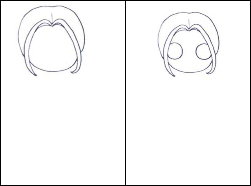 Рисунки карандашом харли поэтапно