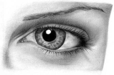 Как рисовать реалистичный глаз?