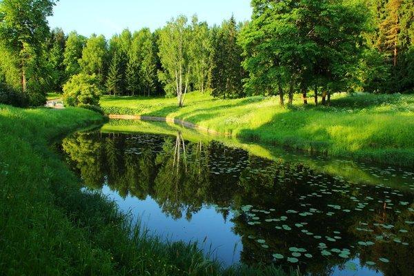 Русская природа фото скачать бесплатно